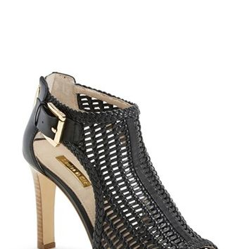 "Women's Louise et Cie 'Sheree' Woven Leather Sandal, 4"" heel"
