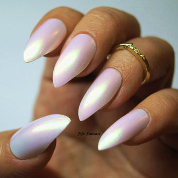 Kim Kardashian inspired nails, Nail designs, Nail art, Stiletto nails, False nails, Acrylic nails, Pointy nails, Fake nails, press on nails,