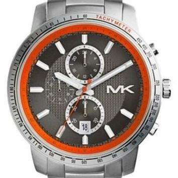 Michael Kors Grange Mens Chronograph Quartz Watch MK8341