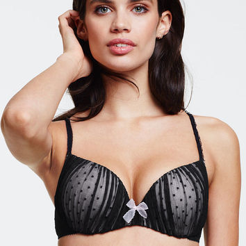 Victoria's Secret Darling Demi Push-Up Bra - Angels by Victoria's Secret - Victoria's Secret