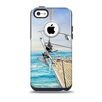 The Vibrant Ocean View From Ship Skin for the iPhone 5c OtterBox Commuter Case