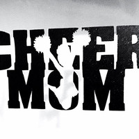 Car Window Decal Vinyl Decal - Cheer Mom - Car Decal - Dance Mom - School Spirit - Over 20 Colors Available