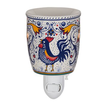 Italian Rooster Nightlight Scentsy Warmer