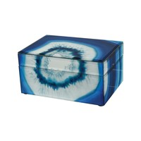 Marara Jewelry Box Blue