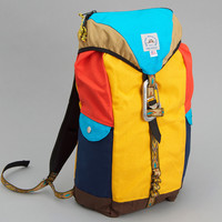 epperson mountaineering - climb pack turquoise saffron
