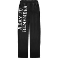 A Day To Remember  Sweatpants Black Rockabilia