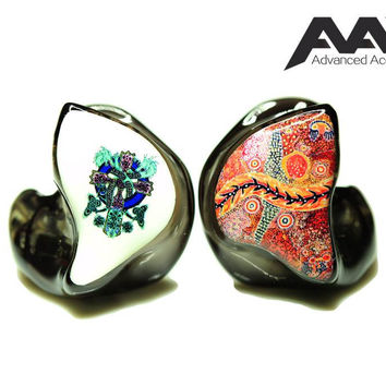 Advanced AcousticWerkes M10 Custom In-Ear Monitor