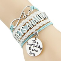 Greys Anatomy  Love  Bracelet
