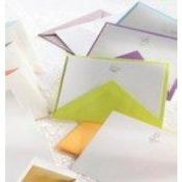Occasions Note Cards  [G. Lalo]