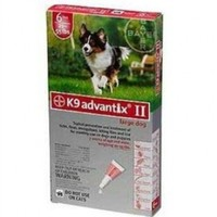 K9 Advantix II, Large Dogs, 21 to 55-Pound, 6-Month