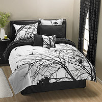 Briar 8pc Bed Set with Free 12pc Accessory Set