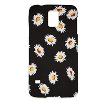Daisy pattern samsung galaxy s5 Case, samsung galaxy s5 Case Plastic Hard Case Unique Design-Quindyshop (samsung galaxy s5)