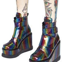 In The Groove Rainbow | PLATFORMS [PREORDER]