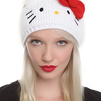 Hello Kitty Knit Headband