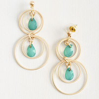 Hoop It Up! Earrings | Mod Retro Vintage Earrings | ModCloth.com