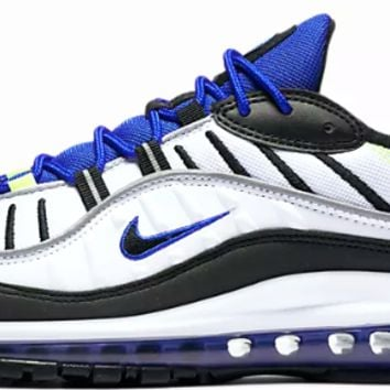 BC KUYOU Nike Air Max 98  Sprite  Racer Blue