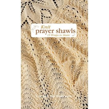Leisure Arts-Knitted Prayer Shawls