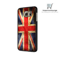 Series Union Jack British Flag For Samsung Galaxy S6| S6 Edge Case