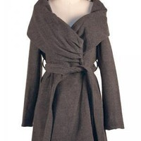 The Warm Embraces Coat - Clothing