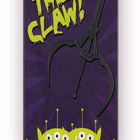 toy story aliens the claw 2 for iPhone 4/4S Case **