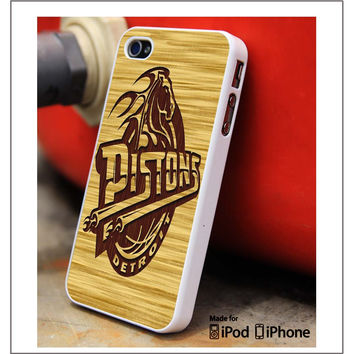 Pistons Basketball iPhone 4s iPhone 5 iPhone 5s iPhone 6 case, Galaxy S3 Galaxy S4 Galaxy S5 Note 3 Note 4 case, iPod 4 5 Case