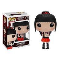 POP Rocks Baby Metal Su-Metal Pop! Vinyl Figure