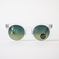 Komono Lulu Sunglasses Clear