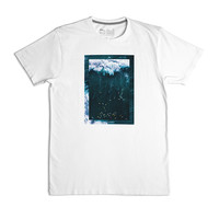 Wolf in the Sky T-Shirt - Imperial Motion