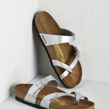 Boho Sense of Wonder Sandal in Silver