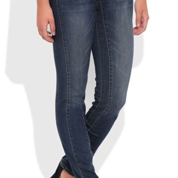 Vanilla Star Skinny Jean with Leg Lengthening Seams