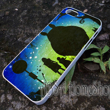 totoro dark case for iPhone 4/4s/5/5s/5c/6/6+ case,iPod Touch 5th Case,Samsung Galaxy s3/s4/s5/s6Case, Sony Xperia Z3/4 case, LG G2/G3 case, HTC One M7/M8 case