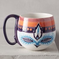 Orchid Pavilion Mug by Anthropologie