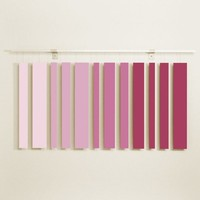 Oras Wall Mobile Stripe in Vysnia