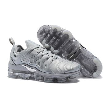 "Nike Air VaporMax Plus ""Cool Grey"" VM Tn Running Shoes - Best Deal Online"