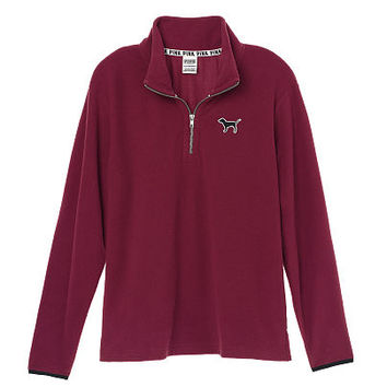 Polar Fleece Quarter-Zip - Victoria's Secret