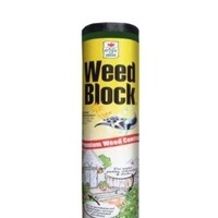 3' x 100' Weed Control Herbicide Alternative Landscape Fabric