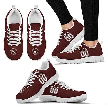 Hale 00 Running Shoes Beacon Hills Lacrosse Teen Wolf custom Shoes