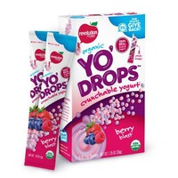 Revolution Foods Yo`Drops Berry Blast 1.25 Ounce, 5-count (Pack of 4) $27.99
