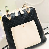 Cute Backpack for Women Black