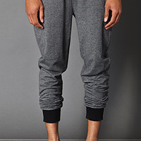 Cotton-Blend Drawstring Joggers