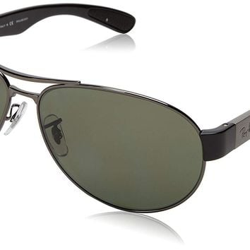 Ray-Ban 0RB3509 006/82 Polarized Active Lifestyle Pilot Sunglasses