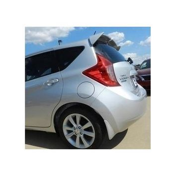 Painted 2014-2016 Nissan Versa Note 5DR Spoiler Factory Style
