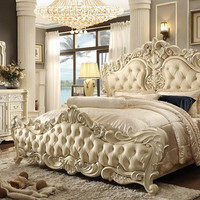 4 Piece Traditional HD-5800 Bedroom Set