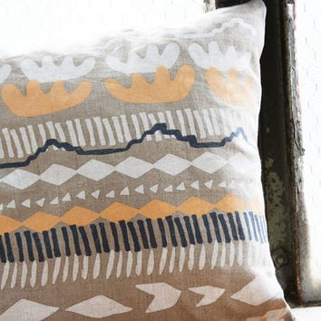 Marfa Pillow Cover 16 x 16