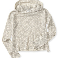 Kids' Long Sleeve Hooded Top