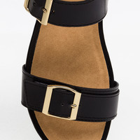 Smooth Operator Platform Sandals GoJane.com