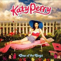 Katy Perry - One of the Boys CD Album