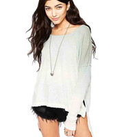 Starry Night Ombre Long Sleeve