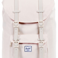 The Little American Mid-Volume Backpack in Natural Rubber