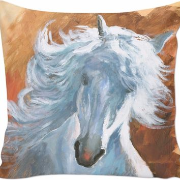 ROCP BON Strawberry Roan Couch Pillow